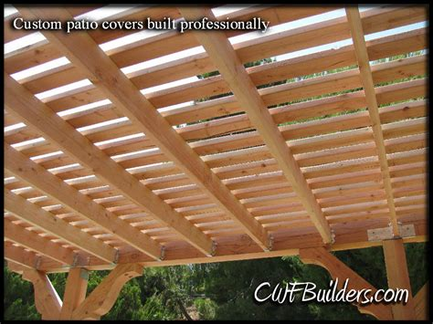 patio cover patio cover rafter span