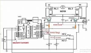High Current Motor Control Circuit Using Arduino
