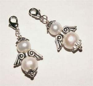 Perlen Engel Selber Basteln : schutzengel anh nger 1 engel aus perlen perlenengel ~ Lizthompson.info Haus und Dekorationen