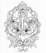 Coloring Skull Adult Mandala Printable Preacher Cool Anchor Sheets sketch template