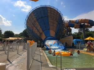 Kings Dominion Water Rides