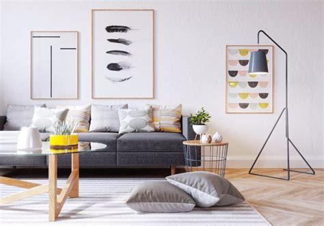 Scandinavian Home Decor by Scandinavian Interior Design In A Modern Apartment Home