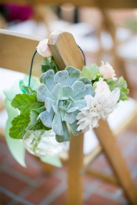 creative ways   succulents   wedding brit