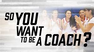"""So You Want To Be A Volleyball Coach"" Podcast"