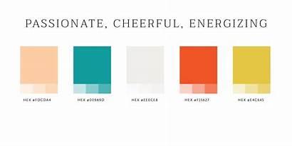 Palette Colors Colour Branding Sophisticated Palettes Defining