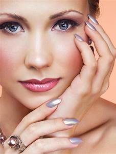 Perfektes Augen Make Up Blaue Augen Schminken