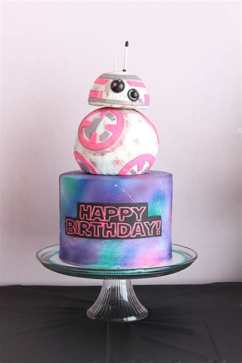 girls star wars cake ideas  pinterest girls