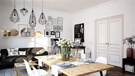Delving In Monochrome Interior Design