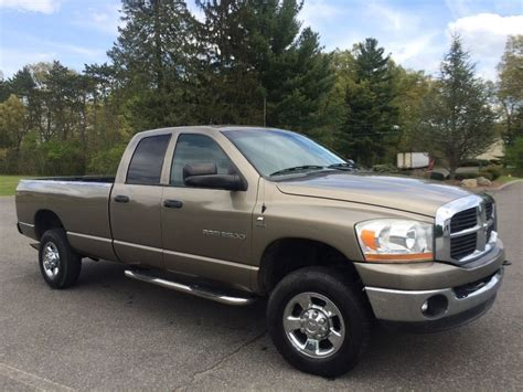 Dodge 2500 For Sale by 2006 Dodge Ram 2500 Diesel For Sale