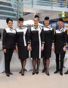 New Flight Attendant Uniform