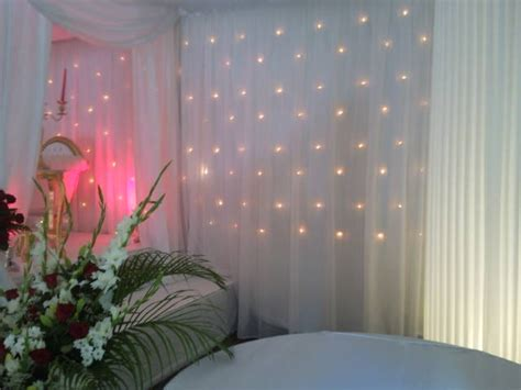 mariages et traditions orientales rideaux lumineux