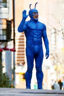the tick resumes shooting in new york wstale