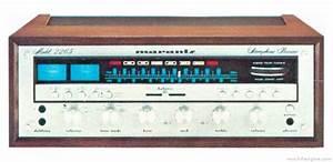 Marantz 2265 - Manual - Stereophonic Receiver