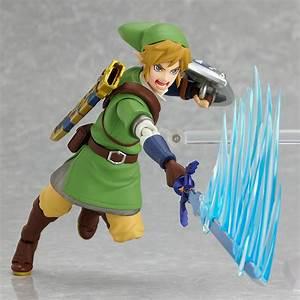 Figma Link From Zelda Skyward Sword - The Toyark - News