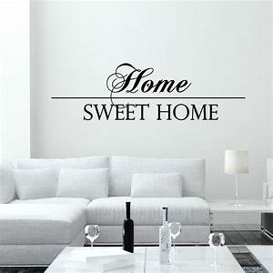 nice looking wall decals living room newlibrarygoodcom With nice white wall decal quotes