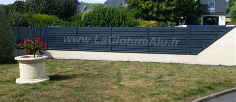avis et photos des clotures en aluminium la cloture alu