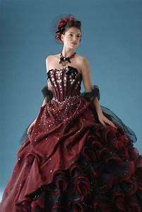 wedding theme burgundy wedding dress 2367474 weddbook With burgundy dress for wedding
