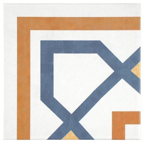 home depot merola tile twenties merola tile twenties vertex 7 3 4 in x 7 3 4 in ceramic