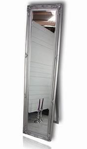Barock Spiegel Silber Groß : standspiegel silber antik gro 180cm holz wandspiegel barock badspiegel landhaus ebay ~ Markanthonyermac.com Haus und Dekorationen