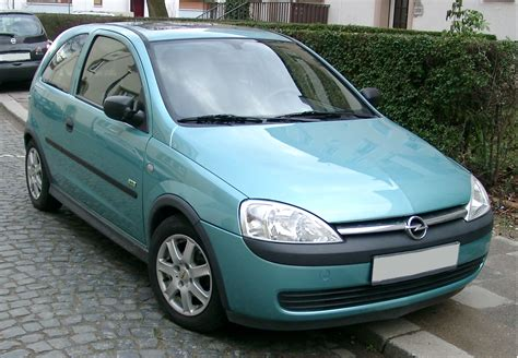 Opel Corsa 1 2 opel corsa 1 2 1997 auto images and specification