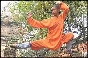 3 Shaolin Flexibility Exercises to Free Your Stiff Body