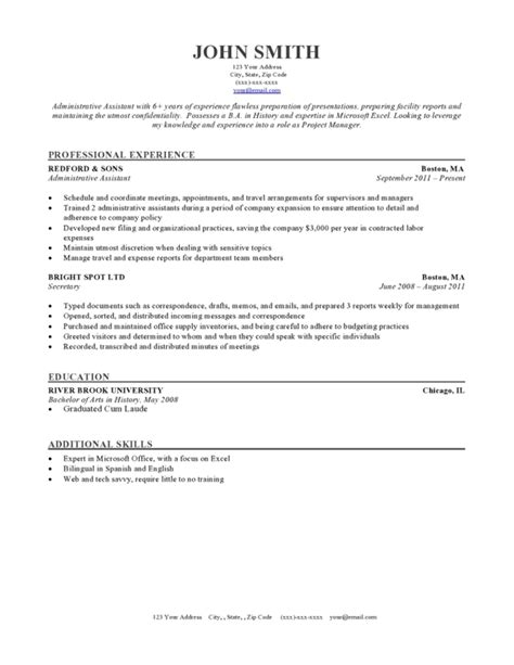50 Free Microsoft Word Resume Templates for Download   Free professional resume template, Basic