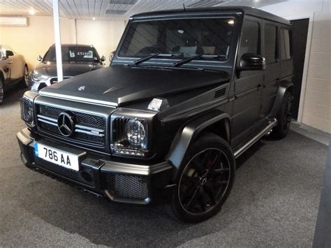 mercedes g wagon used 2016 mercedes benz g class 5 5 g63 amg edition 463