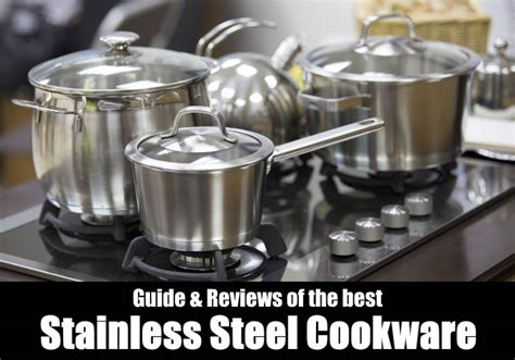 stainless steel cookware reviews kitchensanity