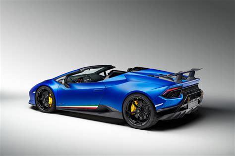 2019 Lamborghini Huracan Performante Spyder Wallpapers ...