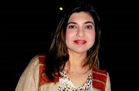 Alka Yagnik Goes Gaga Over 'the Voice India' Contestant