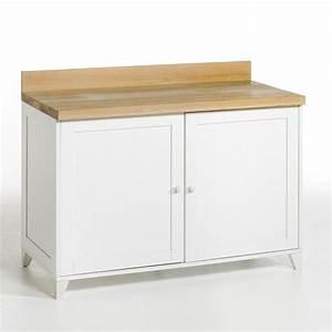Meuble La Redoute : meuble cuisine 2 portes niska am pm meuble de cuisine am pm ~ Preciouscoupons.com Idées de Décoration