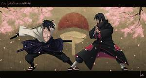 Itachi VS Sasuke - Naruto Photo (20050517) - Fanpop