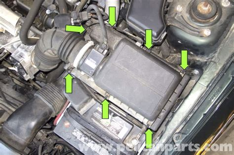 volvo  air filter replacement   pelican