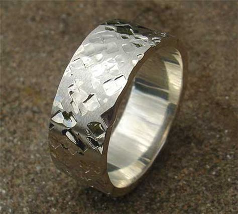 mens unique sterling silver ring lovehave   uk