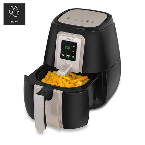 air fryer timer minute commercial touchscreen display expondo money zoom