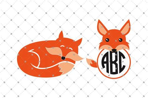 Here are two free svg cut files i created. SVG Cut Files for Cricut and Silhouette - Fox SVG Cut ...