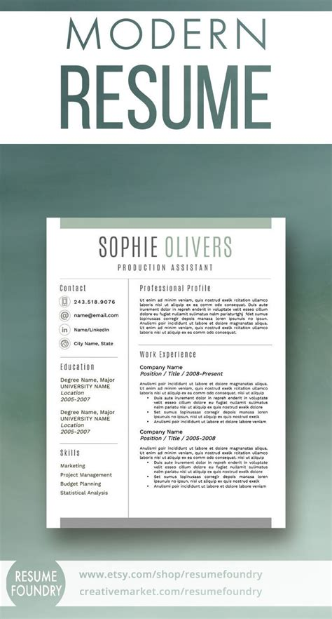 158 best your resume images on cv tips