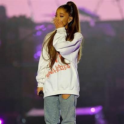 Ariana Grande Tatouage Manchester Hommage Victimes Aux