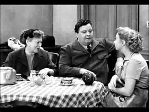 the honeymooners mom the blabbermouth clip youtube With the honeymooners on youtube