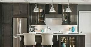 York Grey Stain Kitchen Cabinets