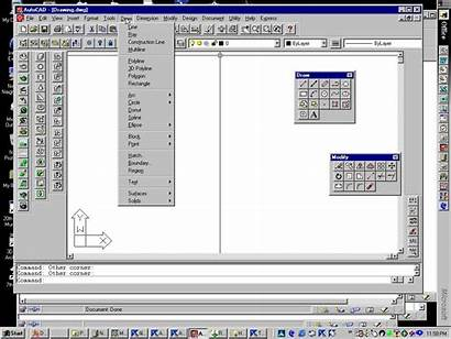 Autocad Drawing Toolbar Icons Commands Cad Icon
