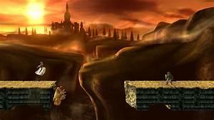 Stage The Legend Of Zelda Bridge Of Eldin Wii U