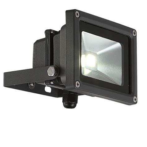 Led Strahler Bau Spot Lampe 10 Watt Bunt Farbwechsler