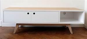 Meuble Style Scandinave : petit meuble tv scandinave bricolage maison et d coration ~ Teatrodelosmanantiales.com Idées de Décoration