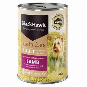 Black Hawk Grain Free Lamb Adult Moist Dog Food