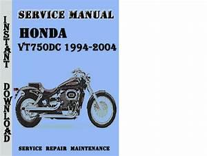 Honda Vt750dc 1994