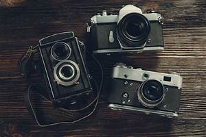Basic Parts Of A Camera And Their Functions With Diagram