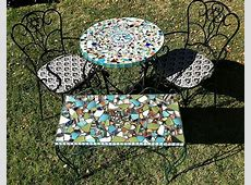 18 Brilliant DIY Mosaic Ideas For Garden Mosaic Craft