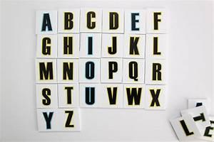 foam board letter tiles tutorial smashed peas carrots With foam letter tiles
