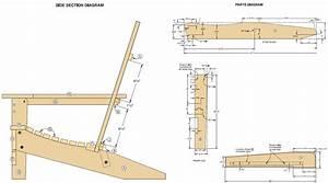 Simple Adirondack Chair Plans Free - Home Furniture Design
